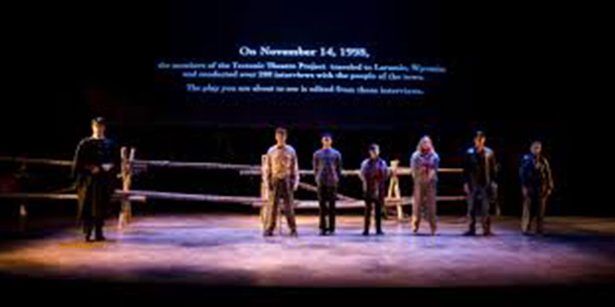 Notre Dame High School in NJ Cancels The Laramie Project