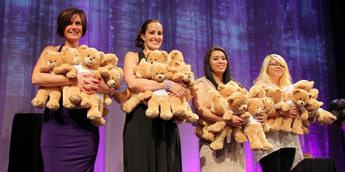 11th Annual Bear to Make a Difference Gala and Celebrity Teddy Bear Auction