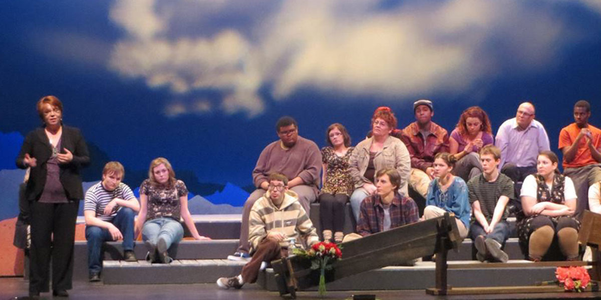 Foundation Joins Laramie Project Plays in Peoria
