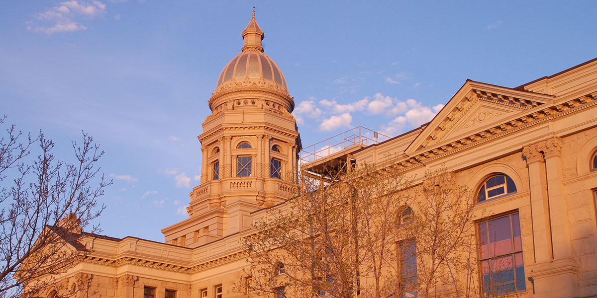 Wyoming Legislative Update