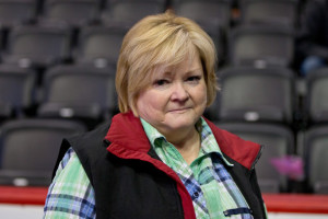 Judy Shepard NUggets Game