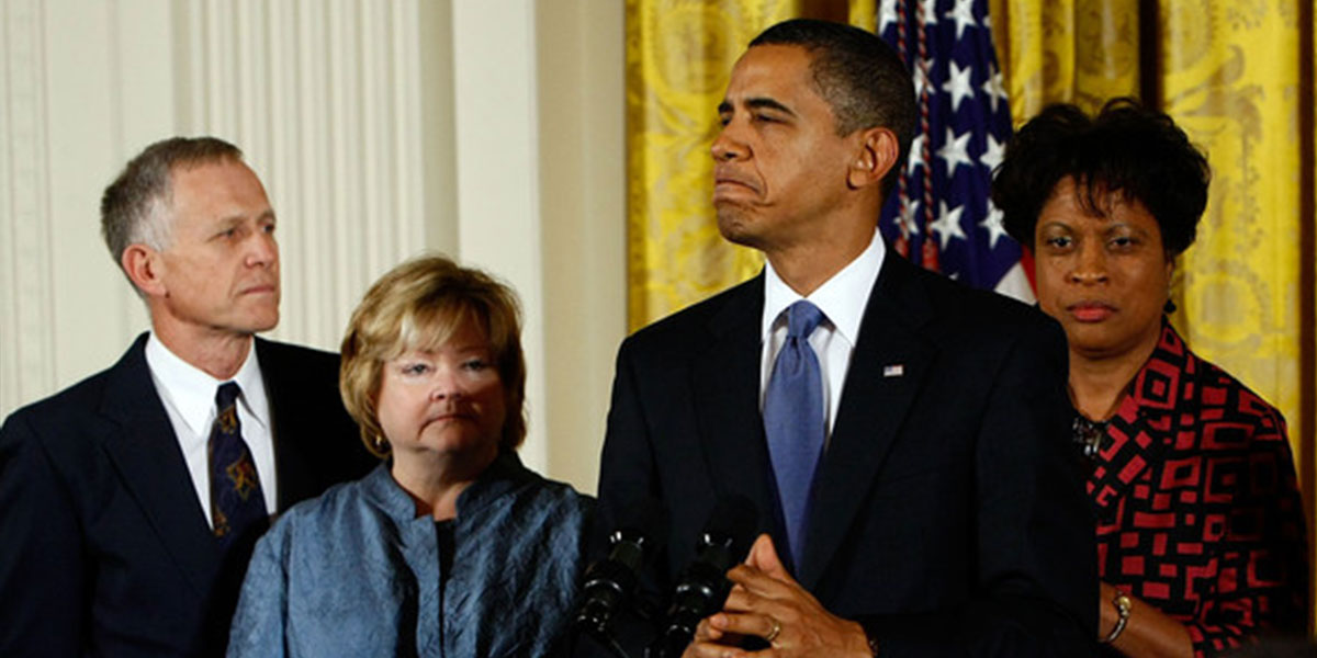 Judy Shepard, MSF React to President Obama's Executive Order on LGBT Discrimination