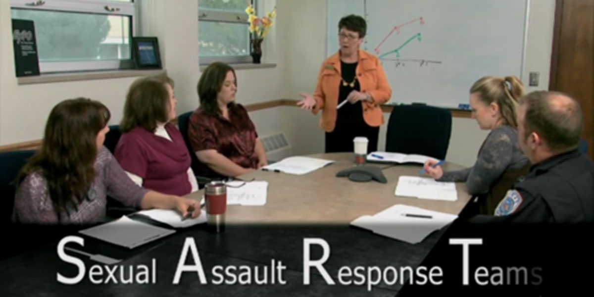 Break the Silence: Sexual Assault and the SART Solution