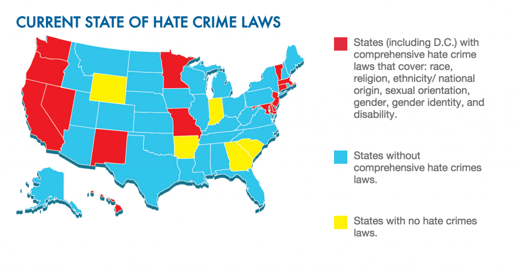 from Demetrius gay hate crimes laws