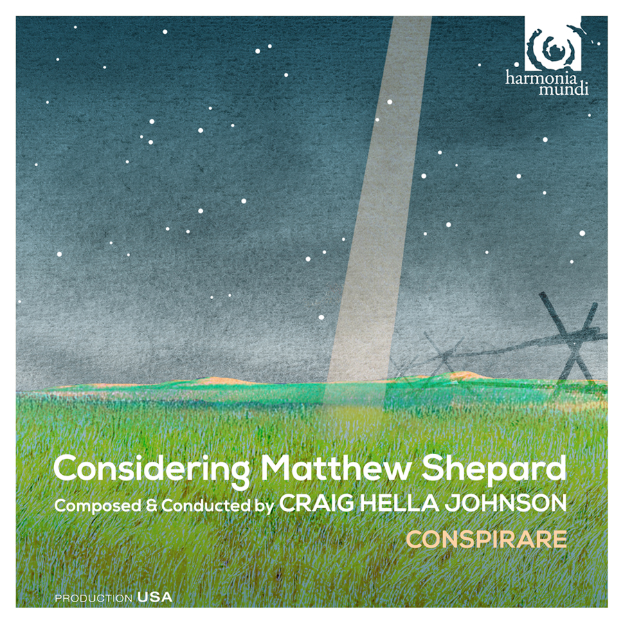 "Conspirare's ""Considering Matthew Shepard"" now available on CD"