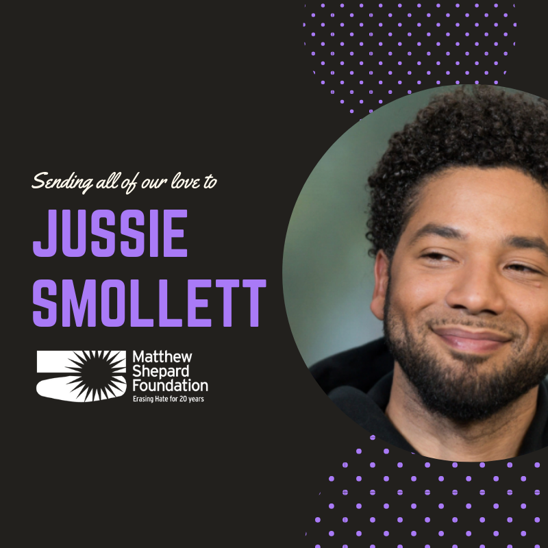 Statement on Jussie Smollett